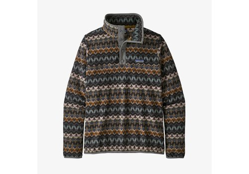 Patagonia Patagonia W's Micro D Snap-T P/O Companions: Regen Green