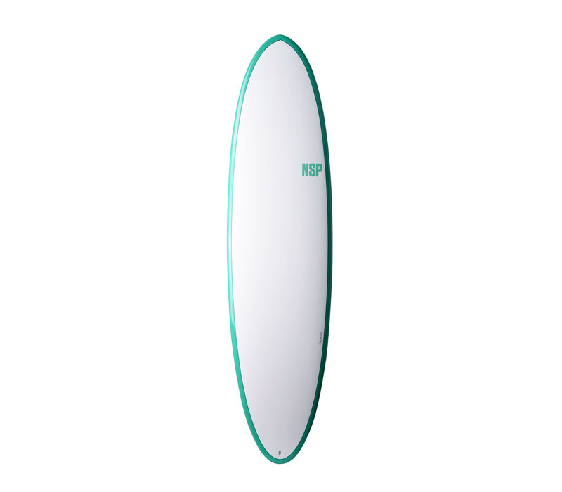 NSP Elements HDT Fun 6'8 Green