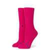 Stance Stance Warm Fuzzies Pink Medium