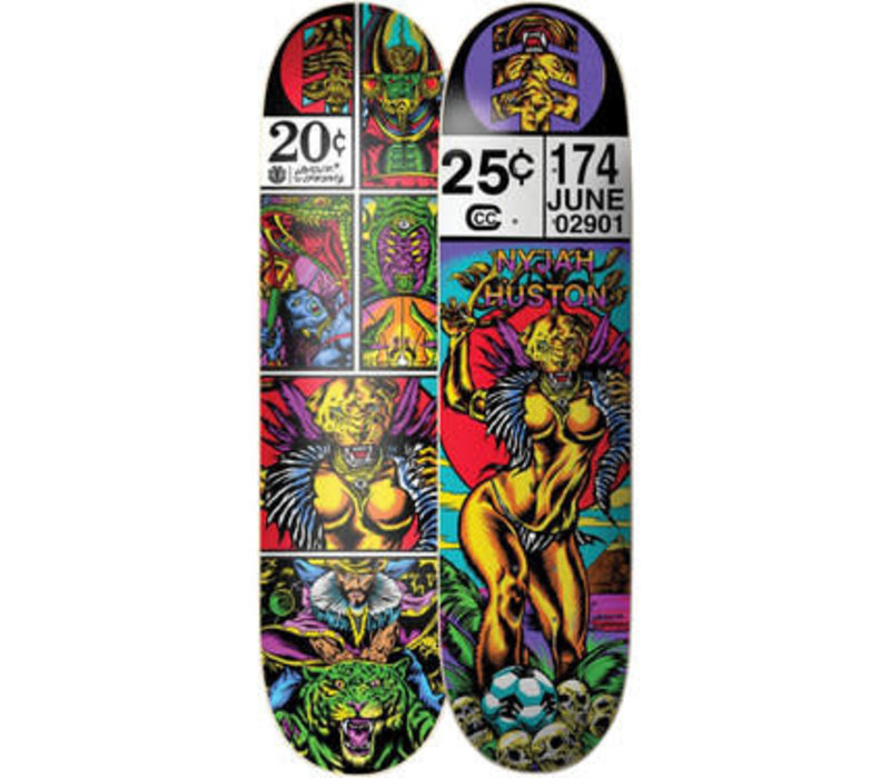 Element Sakmet Nyjah Deck 8.0