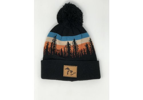 Third Coast Third Coast Lodgepole Beanie Black