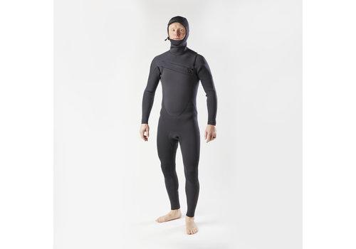 OG Dapperpus Men's 5/4/3 Hooded Wetsuit