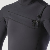 OG Dapperpus Men's 5/4/3 Hooded Wetsuit