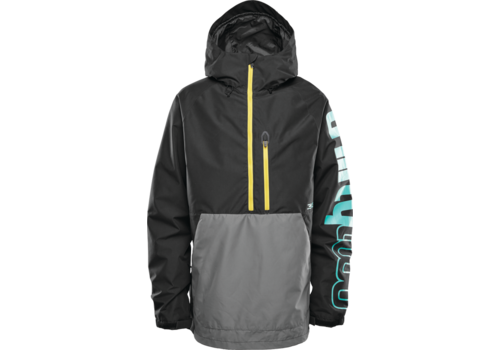 Thirtytwo Thirtytwo Light Anorak Black