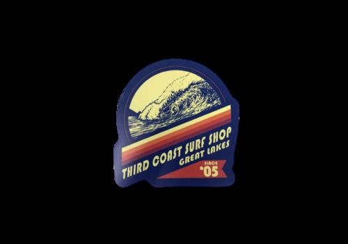 Third Coast TCSS Deep and Steep 2.0 Sticker
