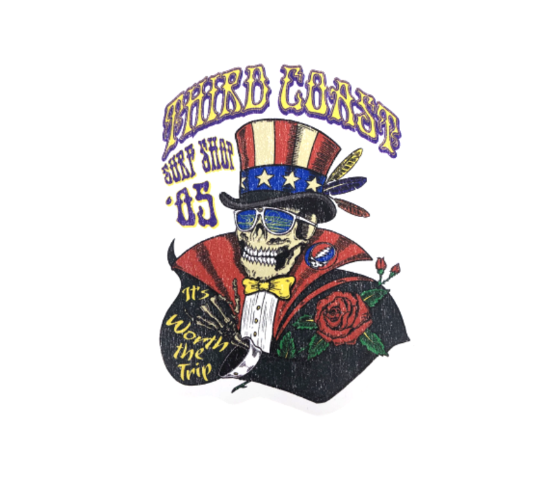 TCSS Really Dead 2.0 Sticker