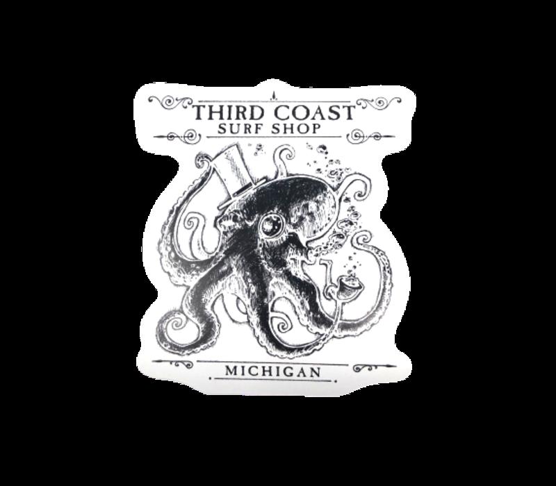 TCSS Dapperpus 2.0 Sticker