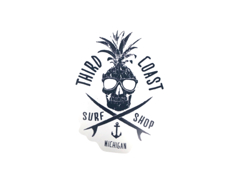 Third Coast TCSS Sweet Dude 2.0 Sticker