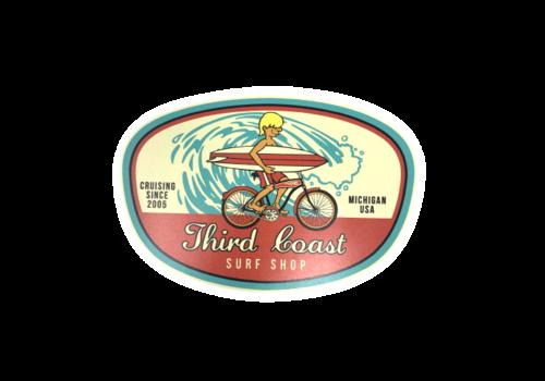 Third Coast TCSS Surf Bike 2.0 Sticker