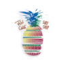 Third Coast TCSS Sliced Pineapple 2.0 Sticker