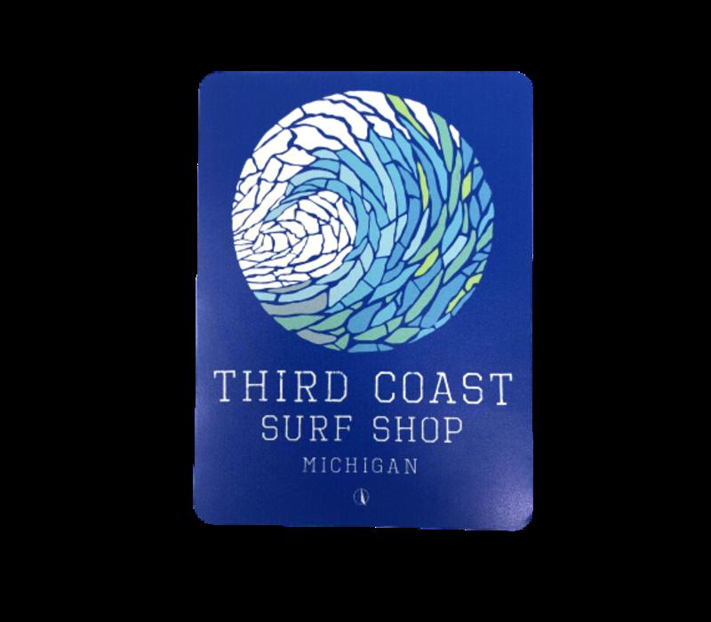 TCSS Wave Mosaic 2.0 Sticker