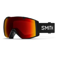 Smith I/O Black 2021 ChromaPop Sun Red Mirror