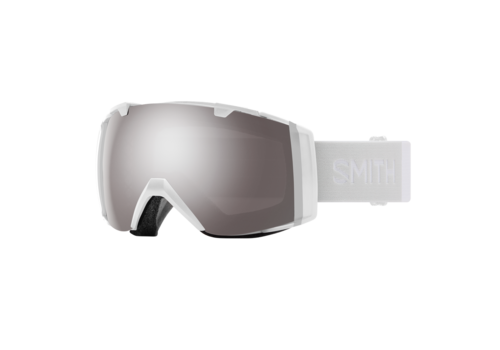 Smith Smith I/O White Vapor 2021 ChromaPop Sun Platinum Mirror