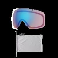Smith I/O White Vapor 2021 ChromaPop Sun Platinum Mirror