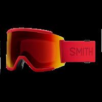 Smith Squad XL Lava 2021 ChromaPop Sun Red Mirror
