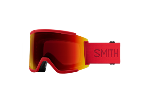 Smith Smith Squad XL Lava 2021 ChromaPop Sun Red Mirror