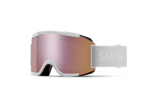 Smith Smith Squad White Vapor 2021 ChromaPop Everyday Rose Gold Mirror