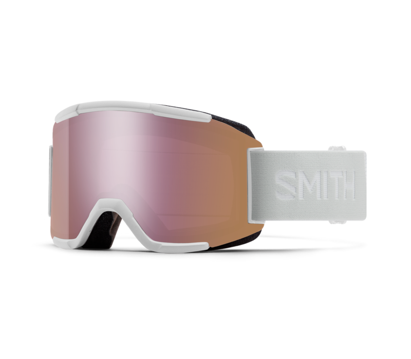 Smith Squad White Vapor 2021 ChromaPop Everyday Rose Gold Mirror