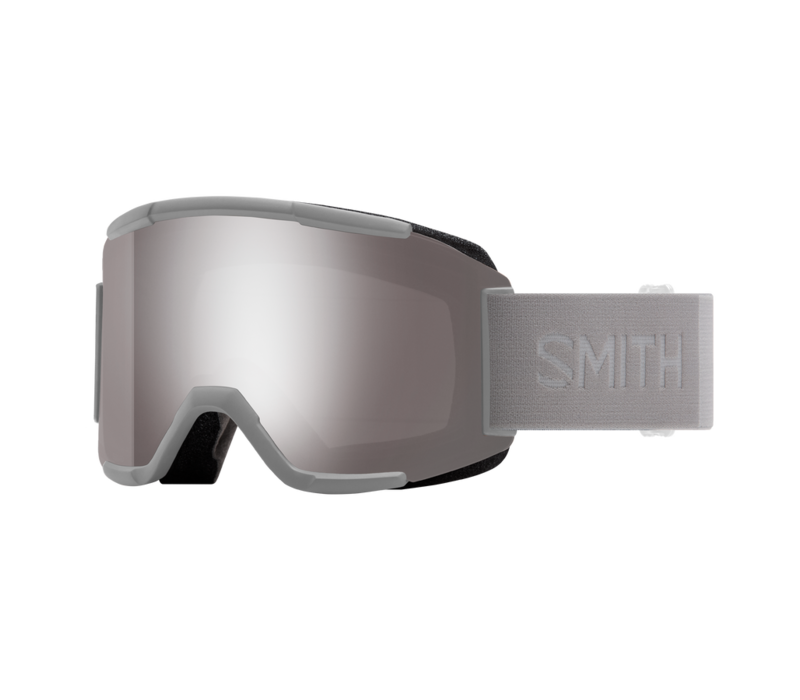 Smith Squad Cloudgrey 2021 ChromaPop Sun Platinum Mirror