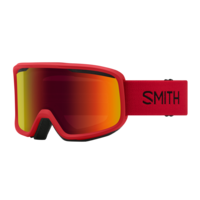 Smith Frontier Lava 2021 Red Sol-X Mirror