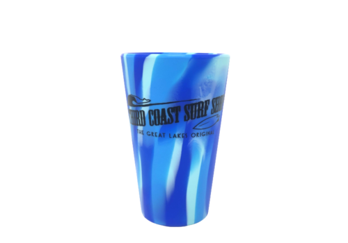 Third Coast Third Coast Sili Pint Artic Sky Tie Dyed 16oz Pint