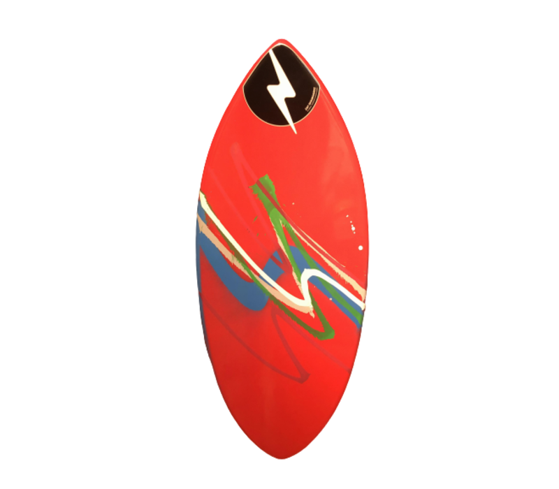 "Zap Large Wedge 49"" Skimboard"