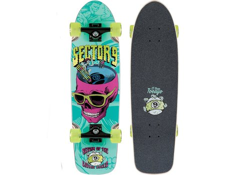 """Sector 9 Sector 9 Return Of Shred Complete 30.5"""" x 8.625"""""""