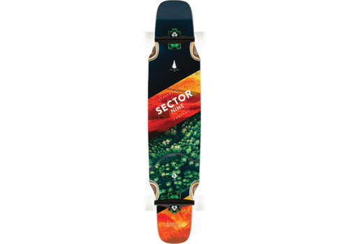 """Sector 9 Sector 9 Frontier Double Cross Complete 41.75"""" x 9.25"""""""