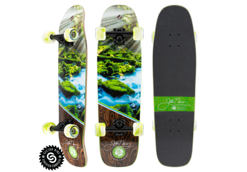"""Sector 9 Sector 9 Cascade Ninety Five Complete 30.5"""" X 8.75"""""""