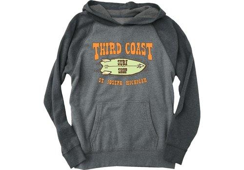 Third Coast Third Coast Starfish Twin Youth Hoodie Nickel