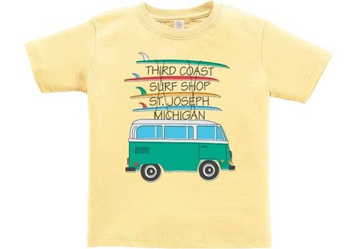 Third Coast Third Coast Traveling Bus Toddler Butter