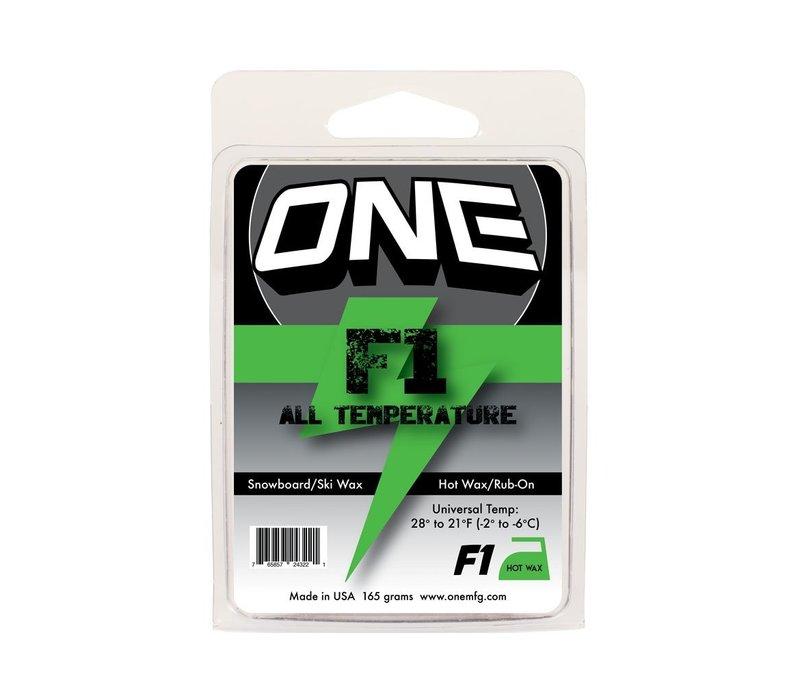 Oneballjay F-1 All Temp Wax (165g)