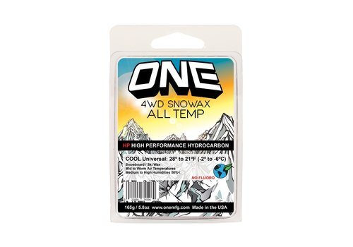 One Ball Jay Oneballjay 4WD Warm Wax (165g)