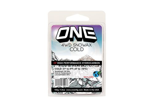 One Ball Jay Oneballjay 4WD Cold Wax (165g)
