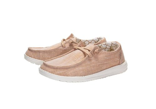 Heydude Shoes Heydude Wendy Sparkling Rose Gold