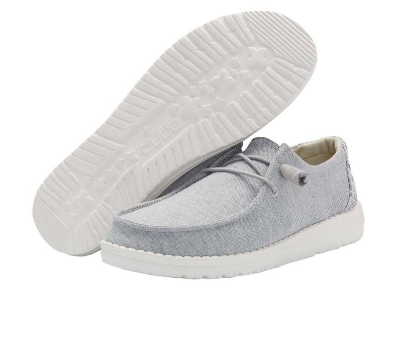 Heydude Wendy Stretch Fleece Glacier Gray