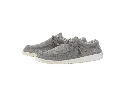 Heydude Shoes Heydude Wally Linen Iron