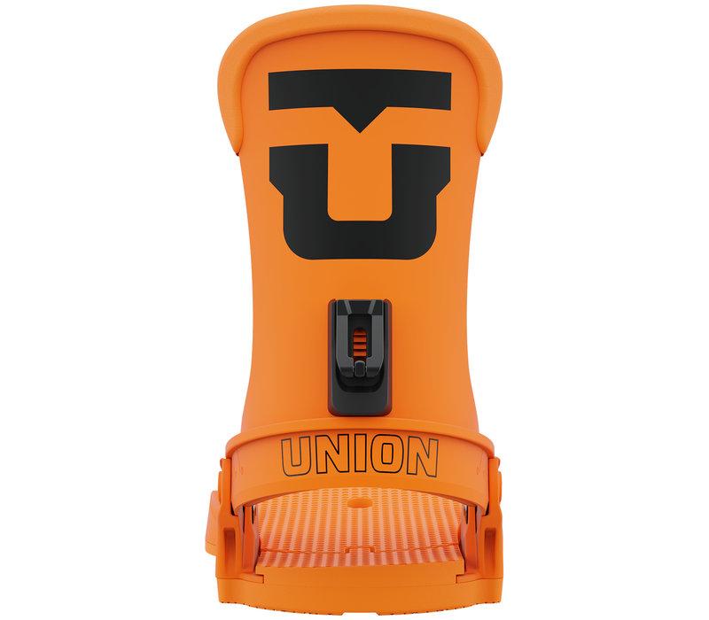 Union 21/22 Force Flo Orange