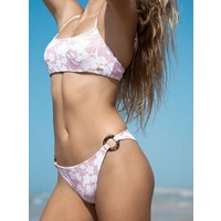 Roxy Goovy Wavy Mini Bottom Ash Rose