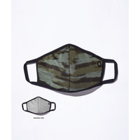 Stance Ramp Camo Mask Army Green
