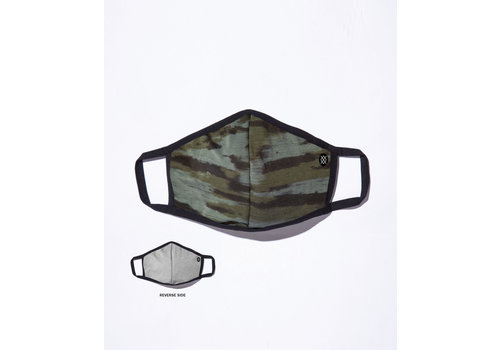 Stance Stance Ramp Camo Mask Army Green