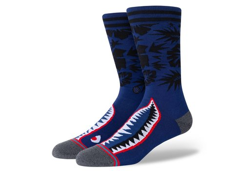 Stance Stance Tropical Warbird Blue Large