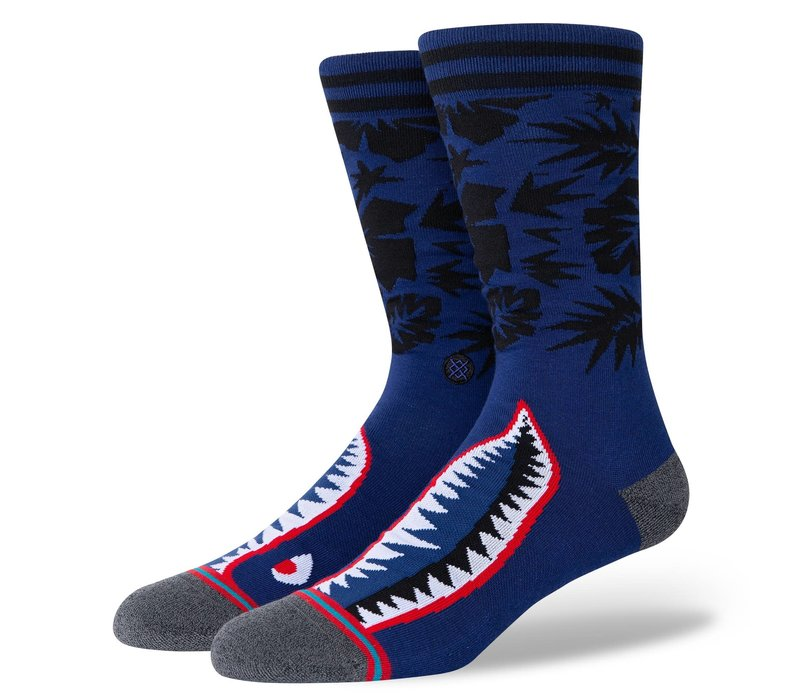 Stance Tropical Warbird Blue Large