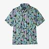 Patagonia Patagonia M's LW A/C Shirt Spoonbills: Big Sky Blue