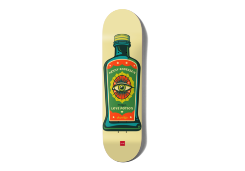 Chocolate Kenny Anderson Hecox Essentials Deck 8.5