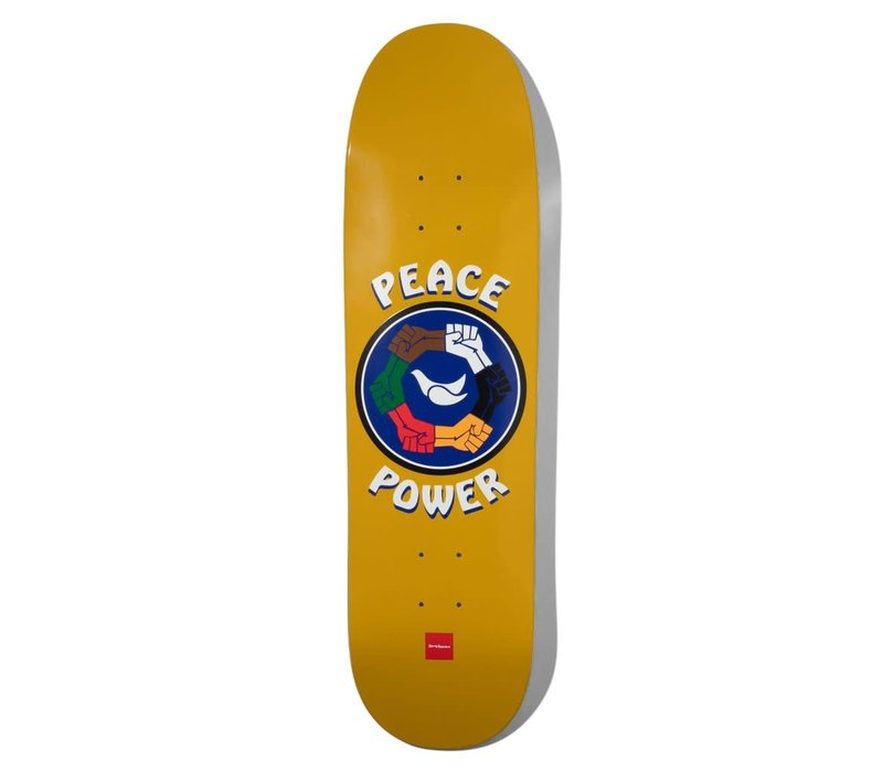 Chocolate Kenny Anderson Peace Power Deck 8.5