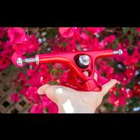 Paris V3 180mm/50° Truck Scarlet Red