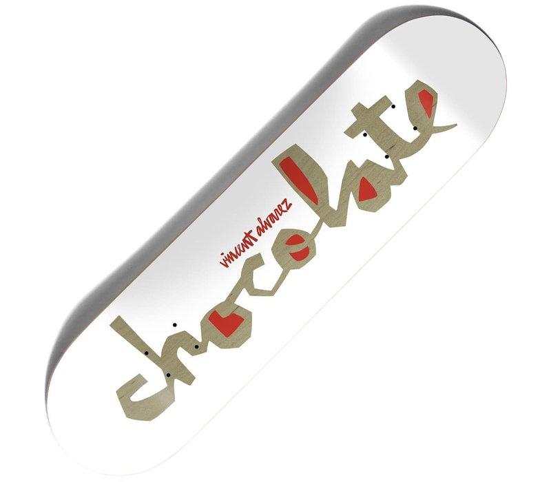 Chocolate Alvarez Original Chunk WR39D3 Deck 8.5