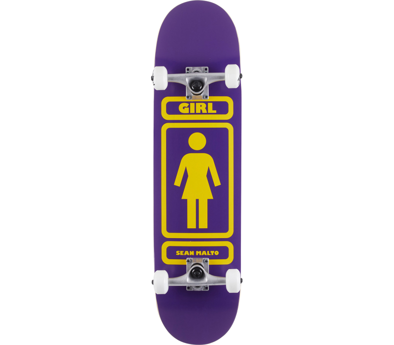 Girl Malto 93 Til WR40D3 Complete 8.12