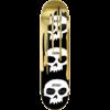 Zero 3 Skull With Blood 8.0 Gold Deck